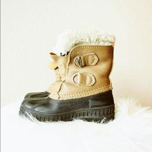Sorel Duck Boots Waterproof Winter Boots 10